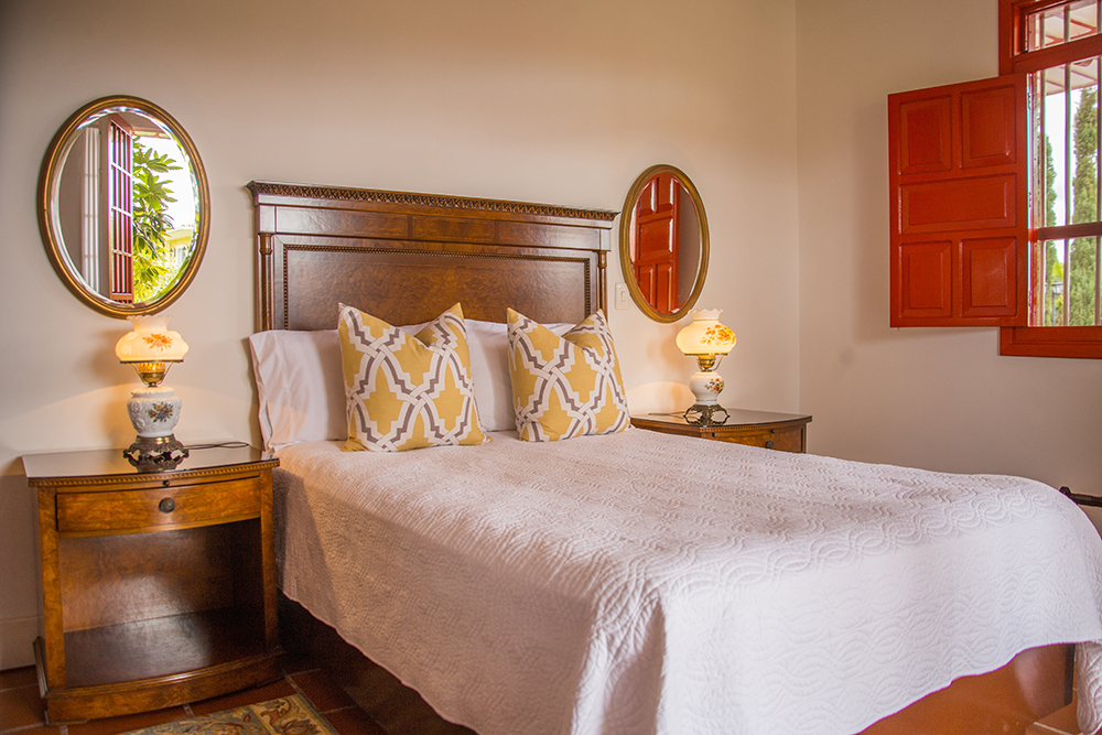 Habitacion 1 Hotel Finca Los Mangos