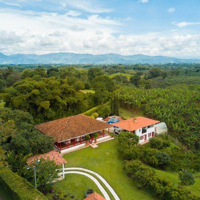 Hotel Finca Los Mangos panoramica 6