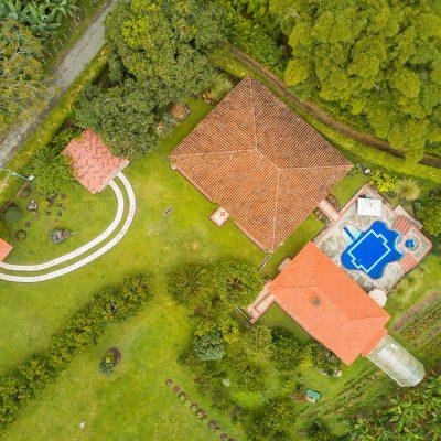 Hotel Finca Los Mangos panoramica general