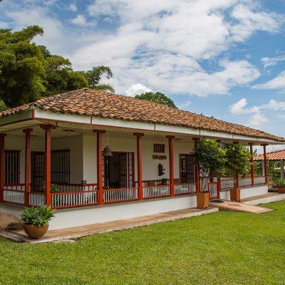 Hotel Finca Los Mangos Fachada General