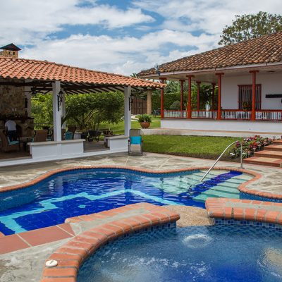 Hotel Finca Los Mangos Piscina